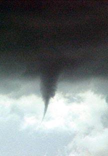 airborne tornado