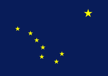 Alaska State Flag